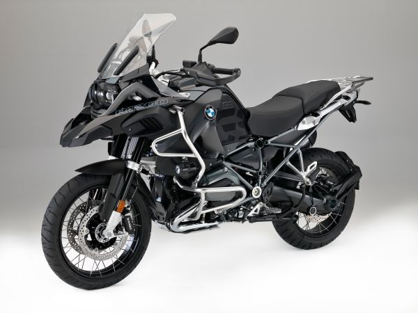 "BMW R 1200 GS ""Adventure Triple Black"""