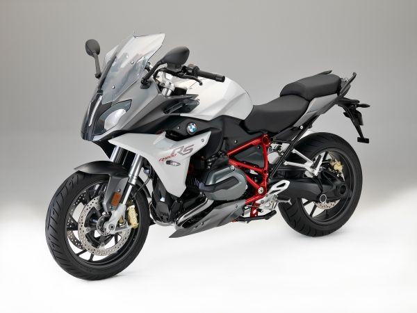 "BMW R 1200 R ""Sport"", Light grey metallic, Magellan grey metallic mat, Racing red"
