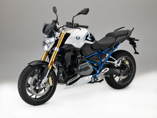 "BMW R 1200 R ""Sport"", Light white"