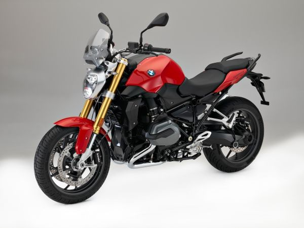 BMW R 1200 R, Racing red