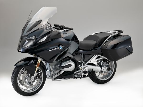 BMW R 1200 RT, Carbonblack metallic