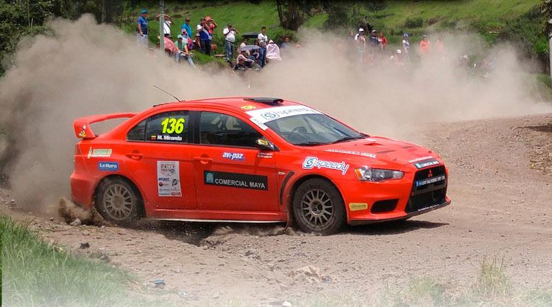 """""""Rally de las Alturas"""" se correrá el 3 de septiembre"""