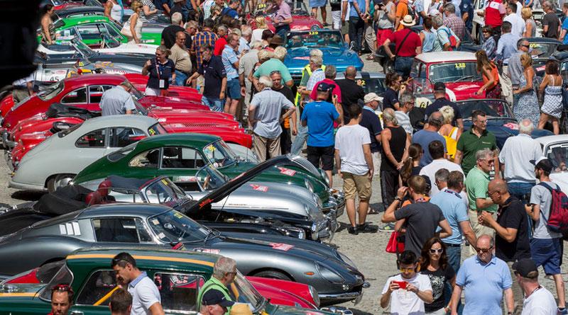 9-Etapa-del-rally-en-Steyr-durante-la-Clásica-de-Ennstal