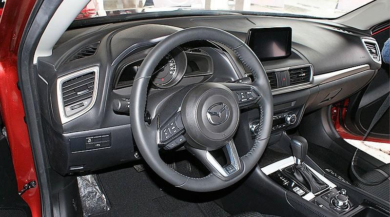 7 Mazda 3 TD 4