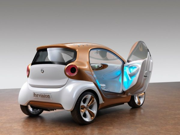 smart forvision  2011