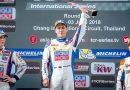Victoria de Diego Morán en el TCR Asia Series en Tailandia