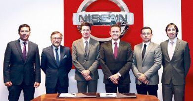 Automóvil Club de Chile y Nissan promueven movilidad eléctrica