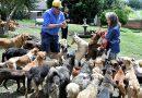 Renault en Ecuador donó alimento canino a Fundación Lucky