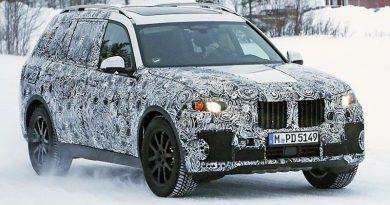 Nuevo BMW X7 en maratón de pruebas antes de salir al mercado