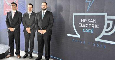 Nissan por el desarrollo de la movilidad eléctrica en Chile