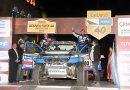 "Equipo Chevrolet Dakar en el ""Desafío Ruta 40"" en Argentina"