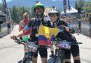Equipo ecuatoriano Rueda Pink se luce en BC Bike Race en Canadá