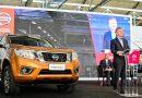 Nissan arranca producción de la Frontier en Argentina