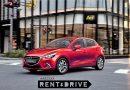 Mazda Rent&Drive, el nuevo renting para particulares