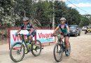 """Equipo Ugalde-Merchán subió al podio en la """"Vuelta al Valle"""""""