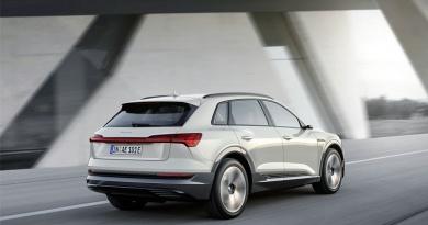 El e-tron como punto de partida: Audi comienza su e-ofensiva