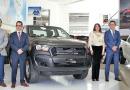 Quito Motors presentó las Ford Ranger Courier y Courier Pro