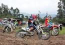 Grandes del Motocross nacional en 6ta fecha del torneo provincial