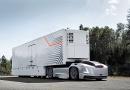 Innovaciones de Volvo para transporte autónomo y eléctrico
