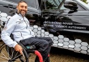 Jaguar Land Rover muestra futuro autónomo a competidores heridos