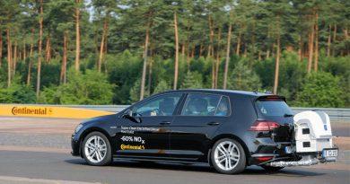 Menos emisiones con menor consumo de combustible