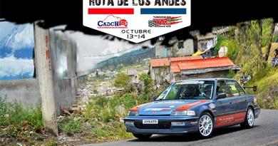 Este fin de semana se corre Rally conjunto del TAC y CADCH