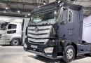 Camión Auman Est-A fue develado en el Autoshow de Alemania