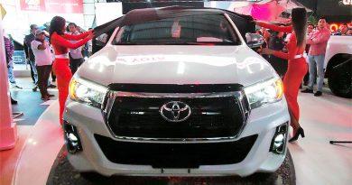 Toyota y Casabaca en la feria AUTOMUNDO 2018