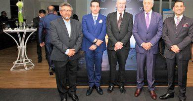 LinkMotor es nuevo concesionario de Mercedes-Benz en Cumbayá