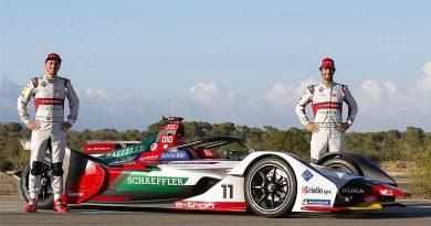 Audi comienza la defensa del título en la Fórmula E