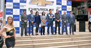 Chevrolet Dakar Team listo para participar en el Rally Dakar 2019