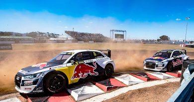 Rallycross: Mattias Ekström es subcampeón del mundo con Audi