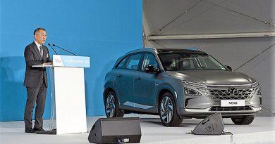 """Hyundai y la sociedad de hidrógeno: """"FCEV Vision 2030"""""""