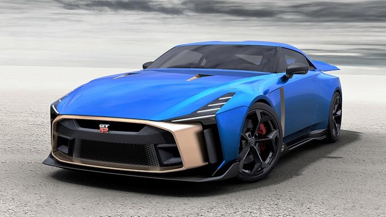 Nissan Confirma La Producci 243 N Del Gt R50 Auto Magazine