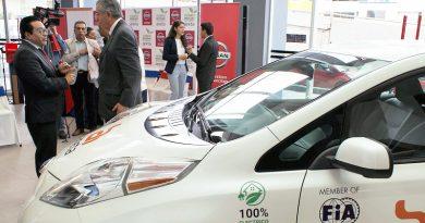 Nissan y Aneta se alían por la movilidad sostenible