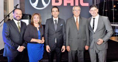 BAIC abre las puertas de su primer concesionario en Quito