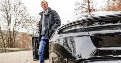 Porsche Taycan eléctrico: Rendimiento nunca antes visto