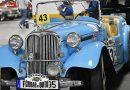 Rally de Regularidad con Autos Clásicos se corrió en Quito