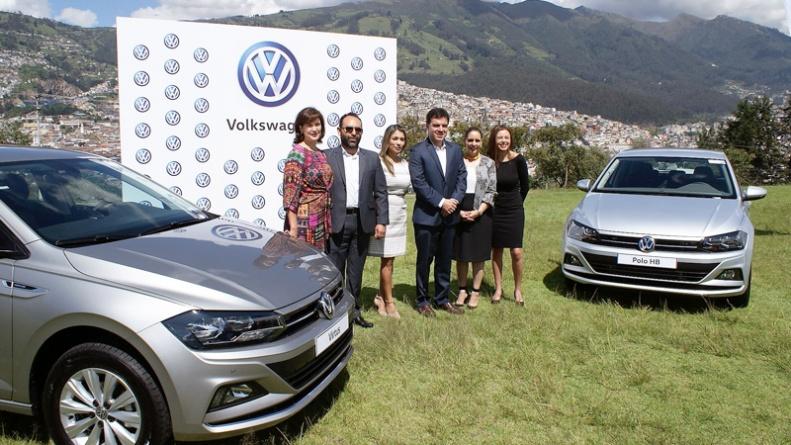nuevos modelos de volkswagen llegan a ecuador