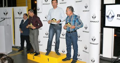 "Renault auspició competencia ""Ride Sierraloma Duster 2019"""