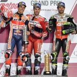 Dovizioso se lleva el primer asalto de MotoGP™ 2019 en Qatar