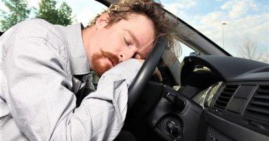 El sueño afecta las habilidades indispensables para conducir