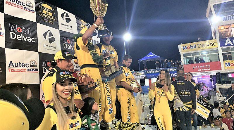 Continental estuvo presente en la 12ª Copa de Cabezales 2019