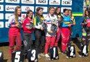 Oro panamericano para seis bicicrosistas ecuatorianos