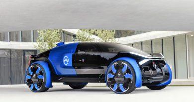 """100 años de Citroën con el """"19_19 Concept"""", eléctrico y autónomo"""