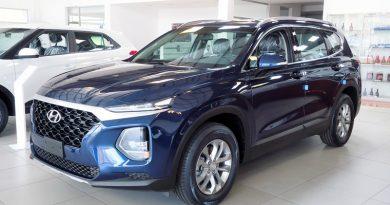 Probamos el nuevo SUV Hyundai Santa Fe 2.4 litros a gasolina