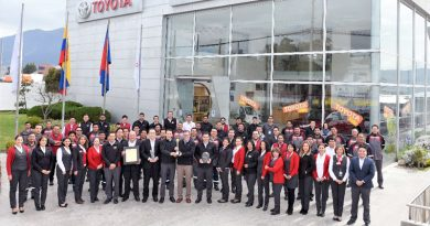 """Overall Marketing Award"" para Toyota por 2do año consecutivo"