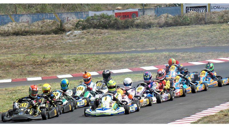 Gran competitividad en la Junior y Mini Max del Rotax Max Challenge