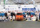 Volkswagen fabrica su Polo 8 millones en Navarra