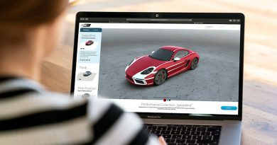 Porsche lanza plataforma online para decoración de carrocerías